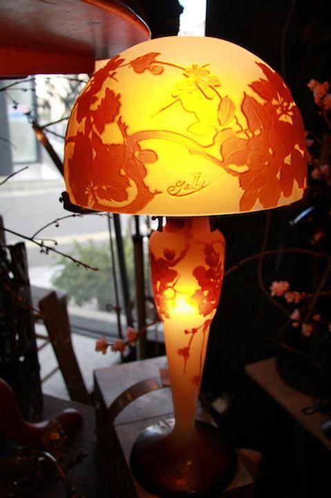 EMILE GALLE LAMP HAWTHORN サンザシ