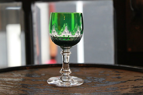 GLASS  M  Richelieu GREEN