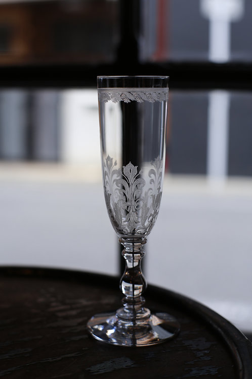 BACCARAT  CHAMPAGNE FLUTE OSTENDE