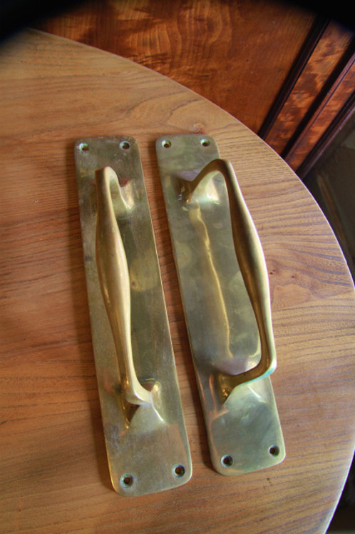 PAIR DOOR HANDLES