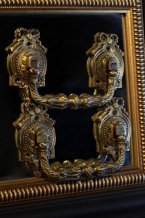 Pair  handles