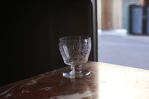 BACCARAT  GLASS   S   MITILENE