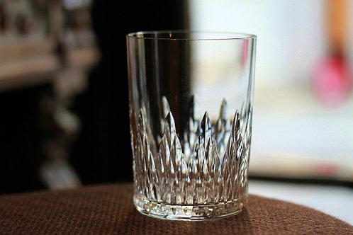 "ROCK GLASS Baccarat × Tiffany & Co. ""Nemours"""