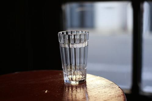 BACCARAT   TUMBLER  GLASS   M  CHICAGO
