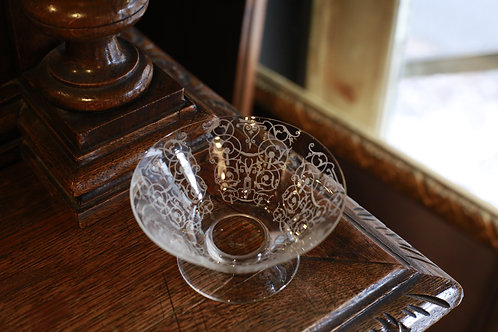 BACCARAT CHAMPAGNE COUPE    MICHEL ANGELO