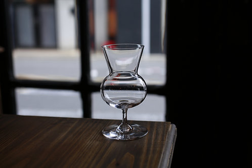 BACCARAT GLASS  Thistle