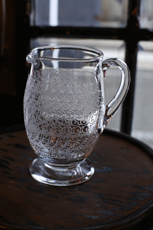 BACCARAT ROHAN  PITCHER