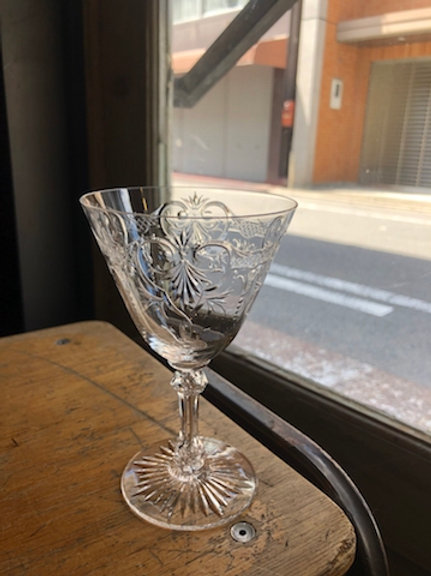 BACCARAT  GLASS   M  MARENNES  マレンヌ