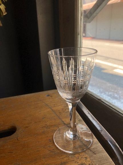 BACCARAT CAVOUR  GLASS   L