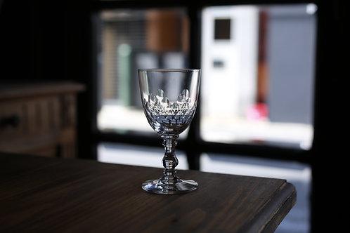 BACCARAT GLASS    MS    RICHELIEU