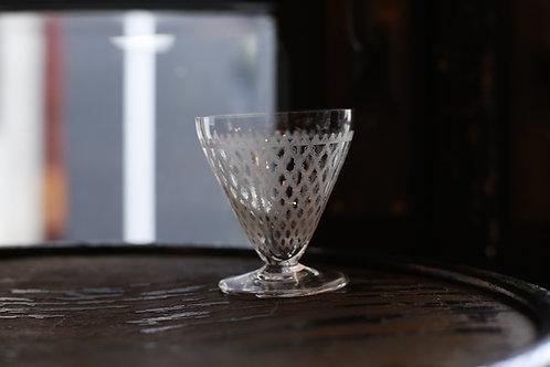 BACCARAT GLASS     M L    ALHAMBRA