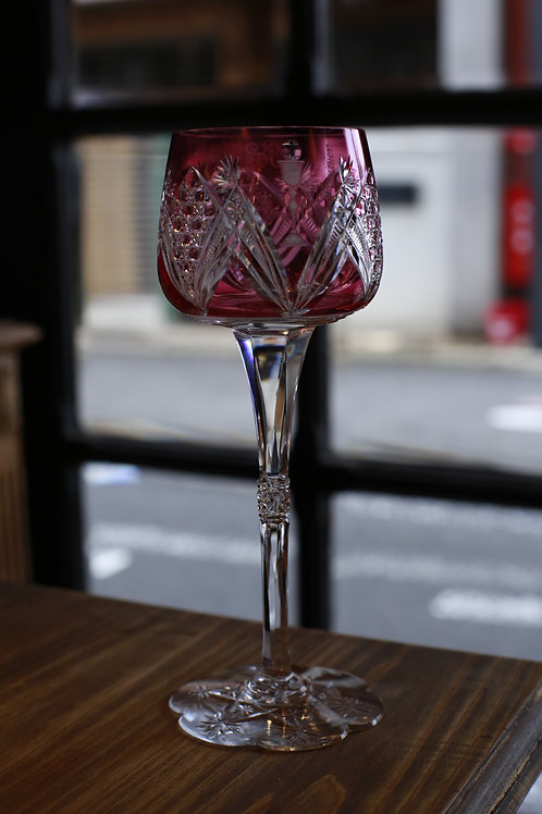 BACCARAT GLASS  L  ELBEUF
