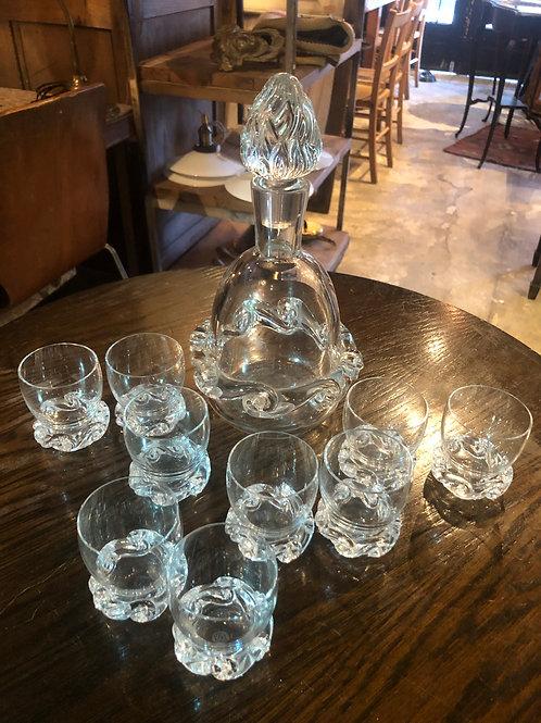 GLASS SET  Rossini