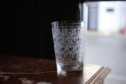 BACCARAT GLASS TUMBLER  L