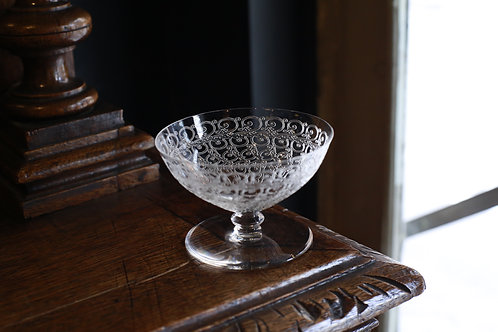 BACCARAT CHATEAU BRIAND ROHAN  CHAMPAGNE COUPE