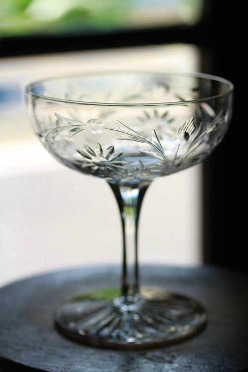 BACCARAT CHAMPAGNE COUPE