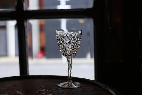 BACCARAT  LAGNY  WINE GLASS    M