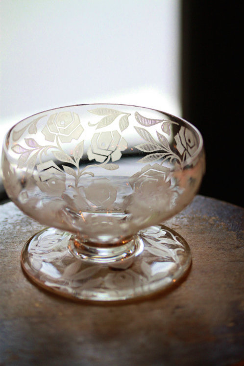 CHAMPAGNE COUPE    FONTENAY  ROSE