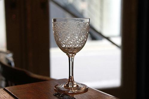BACCARAT ROHAN WINE GLASS  M