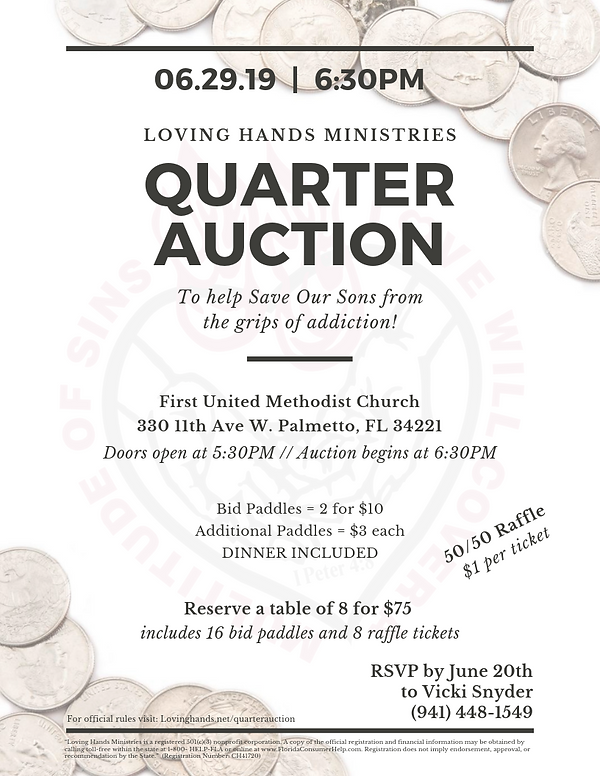 Quarter Auction detailed Flyer 2019 (Can