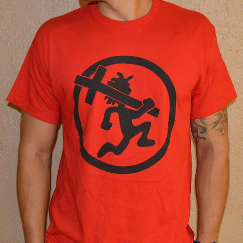 Black/Red Crossman Shirt