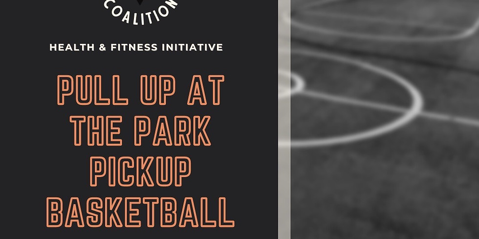 HEALTH + FITNESS INTIATIVE: Pull Up at The Park