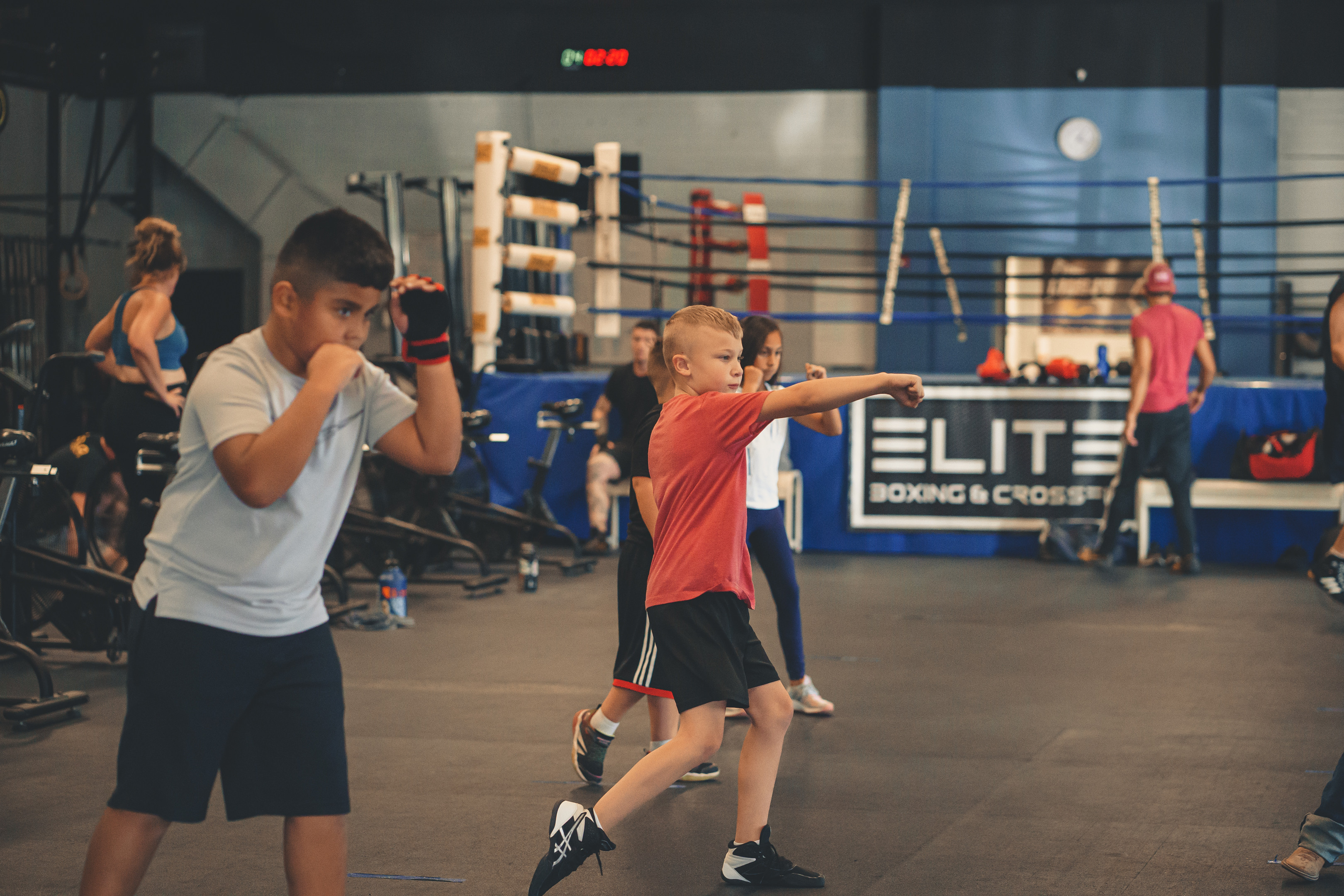 Youth Fitness & Boxing
