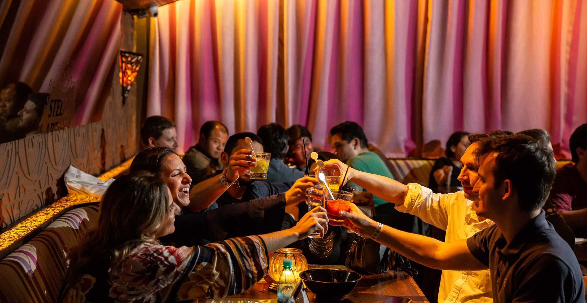 Cobertura fotográfica, Happy Hour da Getty Images