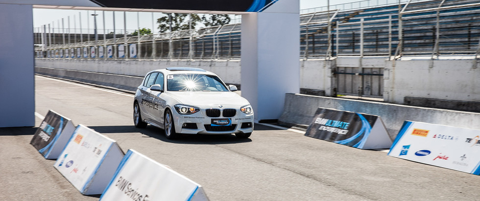 Evento da BMW - Ultimate Experience