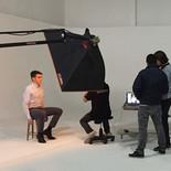 Making Of: Sessão de fotos em estúdio