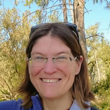 Sarah Lavine.