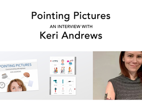 Pointing Pictures: A Visual Communication Tool