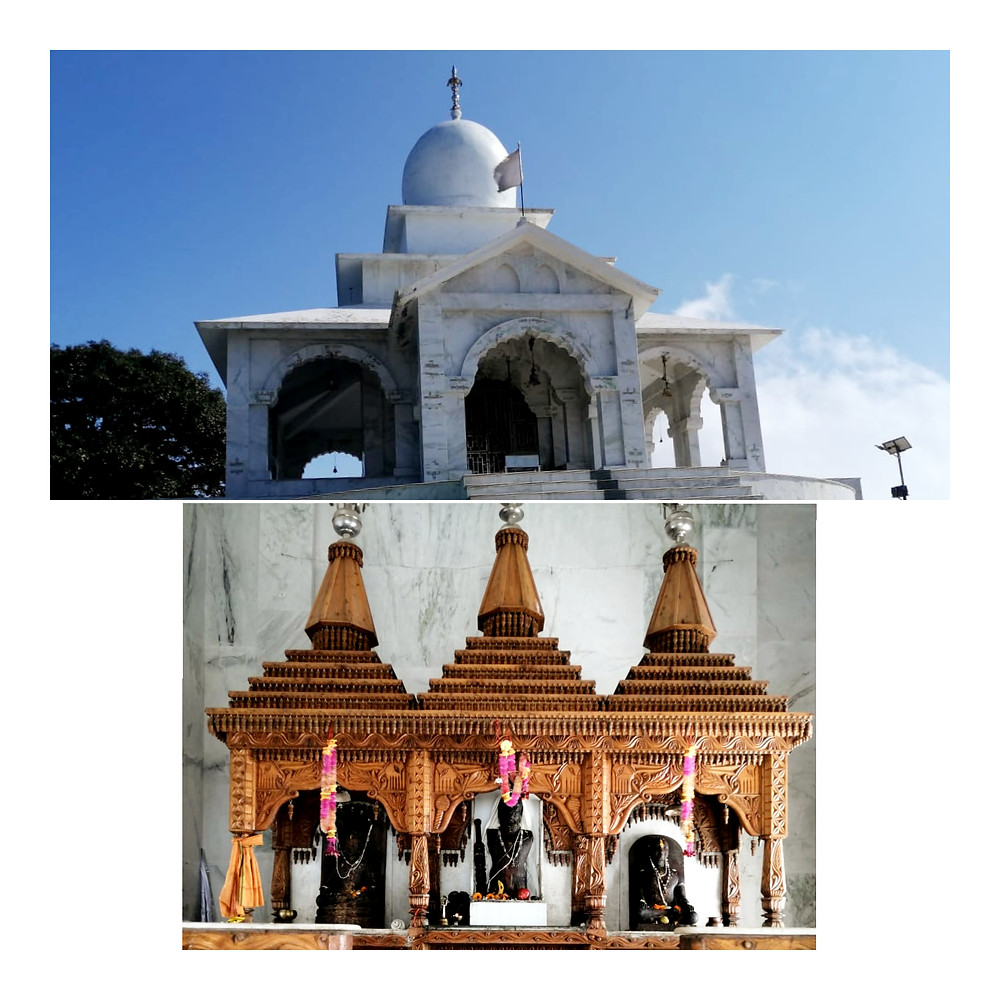 Bhadraj Temple. Lord Balram Temple.
