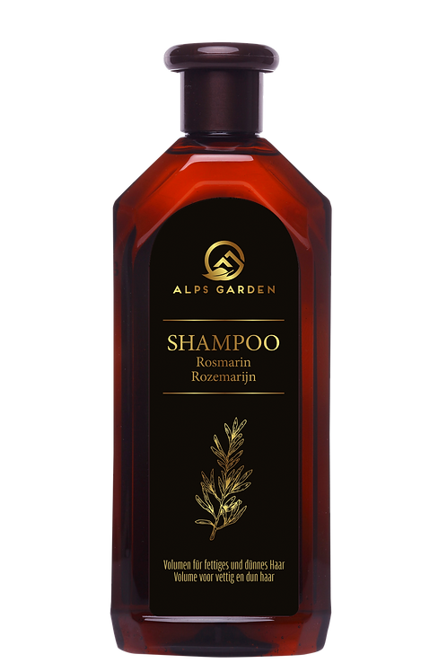 ALPSGARDEN® SHAMPOO ROSMARIN/ ROZEMARIJN