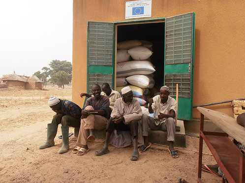 Kit per sostenere le attività agricole in Burkina