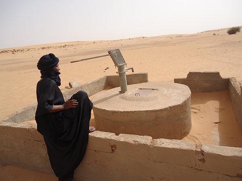 Contribuisci a ristrutturare un pozzo nel nord del Mali