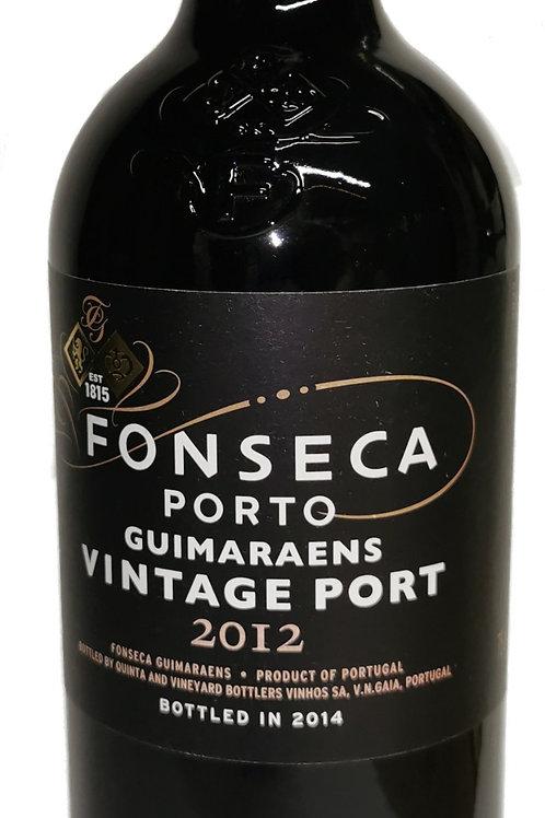Fonseca Porto, Guimaraens, Vintage Port 2012