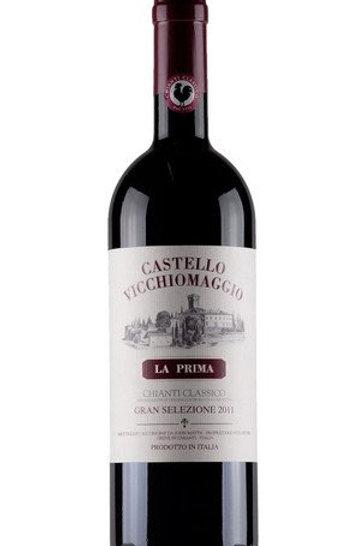 Chianti Classico Gran Selezione, La Prima, Castello Vicchiomaggio 2013