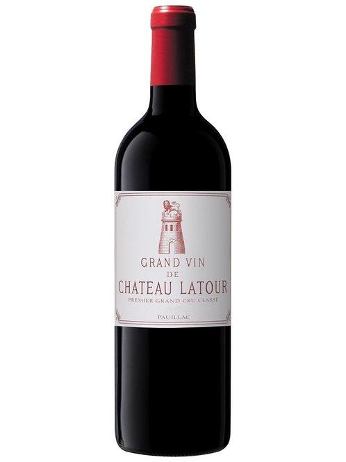 Chateau Latour, 1er Grand Cru Classé, Pauillac, Bordeaux, France, 1997
