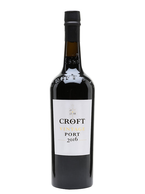 Croft Vintage Port 2015