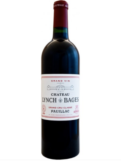 Chateau Lynch-Bages, 5éme Grand Cru Classé, 2009