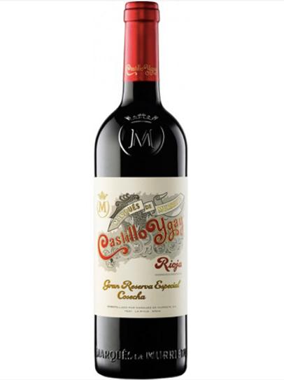 Rioja, Gran Reserva Especial, Marqués de Murrieta, Castillo Ygay 2009
