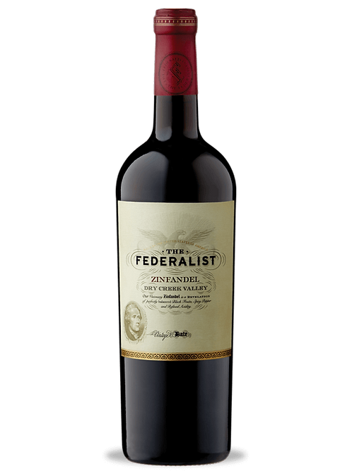 The Federalist Visionary Zinfandel
