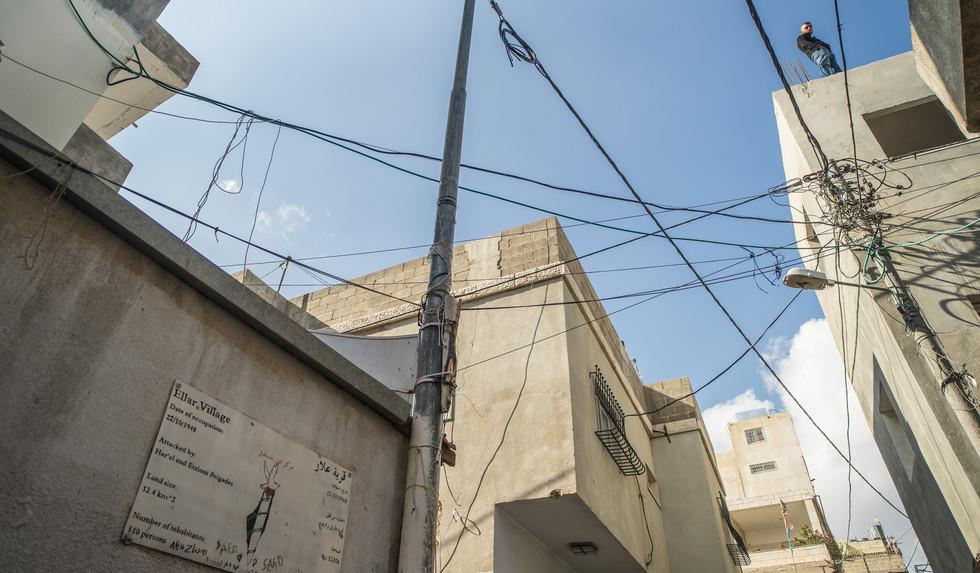 Aida Regusee Camp, Bethlehem, West Bank