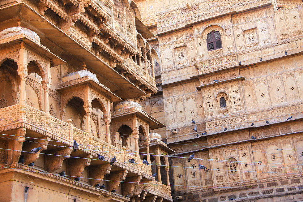 Jaisalmer, Inda