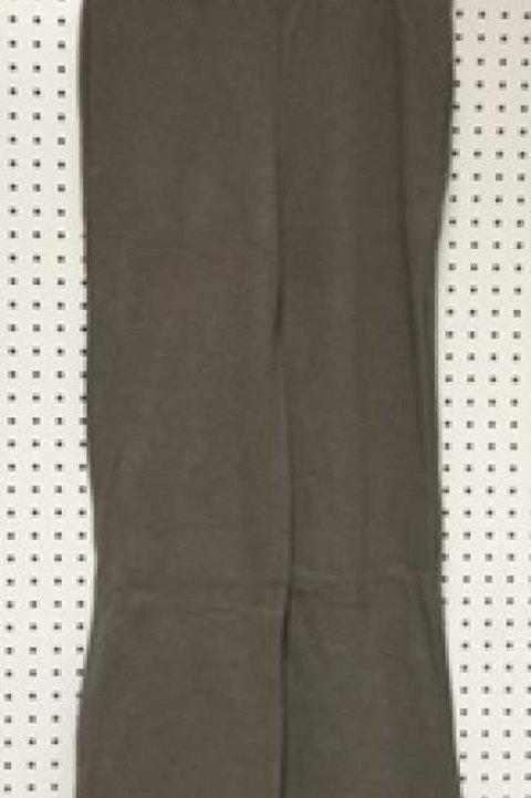 Ladies Cotton Poly 2 Pocket Fleece Pants Bunge Cord