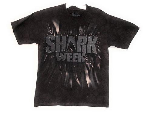 The Mountain Men's 100% Cotton Shark Week T-Shirt
