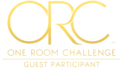Fall 2020 – One Room Challenge | Transforming our living room into a modern and functional space