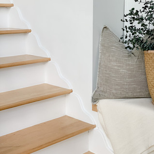 Upgrade your stairs with this simple DIY