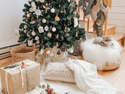 Sustainable Christmas gift wrapping ideas